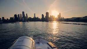 Chicago by boat: A timelapse journey