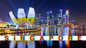 Singapore in time lapse