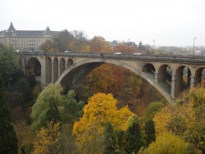 Pont Adolphe, Luxembourg City [Luxembourg]