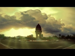 Cambodia Hyperlapse – Moving Timelapse of Phnom Penh