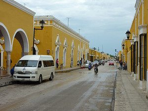 The Yellow City, Izamal [Mexico]