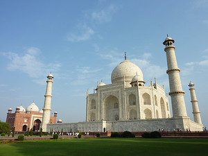 Taj Mahal, Agra [India]