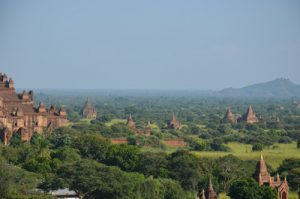 Ancient Temples, Bagan [Myanmar]