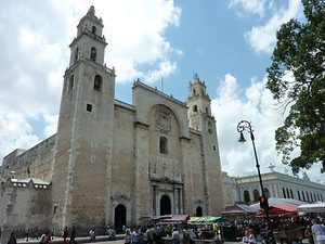 Cathedral of San Ildefonso, Mérida [Mexico]