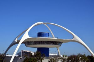 Theme Building, Los Angeles International Airport [USA]