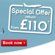 Today only: Air Berlin sale – many tickets from GBP 110