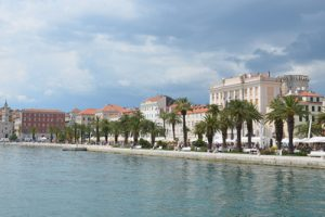 Waterfront of Split [Croatia]