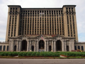 Michigan Central Station, Detroit [USA]