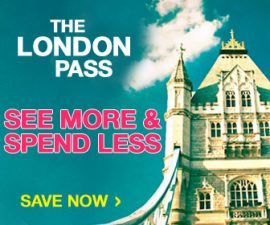 London Pass sale – 6% off all passes with discount code