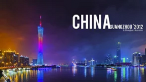 Time-Lapse of China