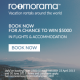 Book accommodation with Roomorama for a chance to win $5000