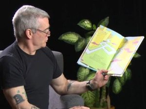 "Henry Rollins reads Dr. Seuss ""Oh, The Places You'll Go!"""