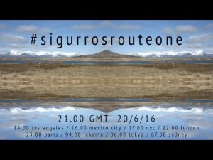 Sigur Rós – Route One:  A 24 hour trip around Iceland streaming live