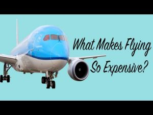 Why flying is so expensive (it isn't to do with fuel)