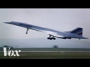 The Concorde could cross the Atlantic in 3.5 hours. Why did it fail?