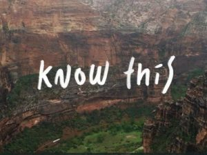 Featured Travel Video: Know This (a RTW video shot entirely on an iPhone)