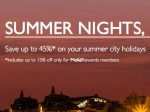 Melia Hotels: Save up to 45% on summer holidays
