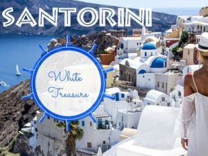 Travel Video: Santorini – White Treasure