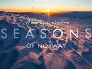 SEASONS of NORWAY – A Time-Lapse Adventure